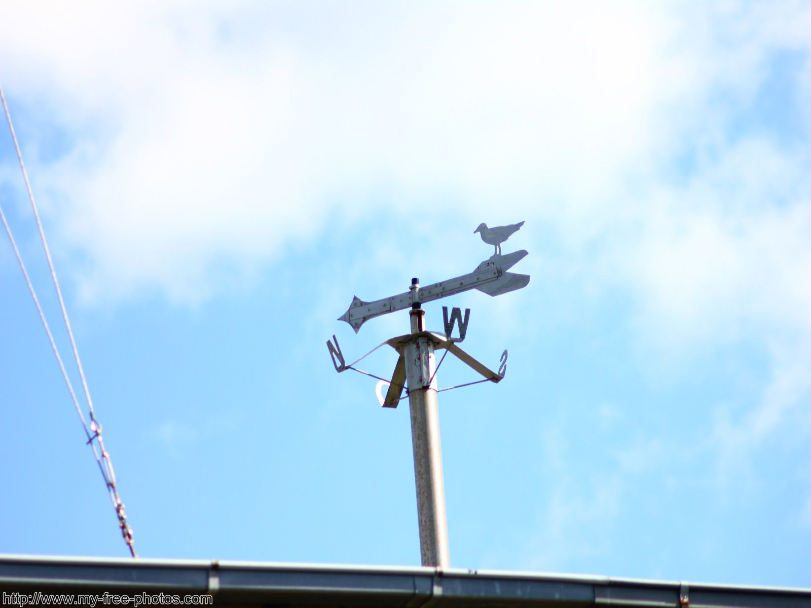 Weather-vane