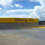 directions:wong way